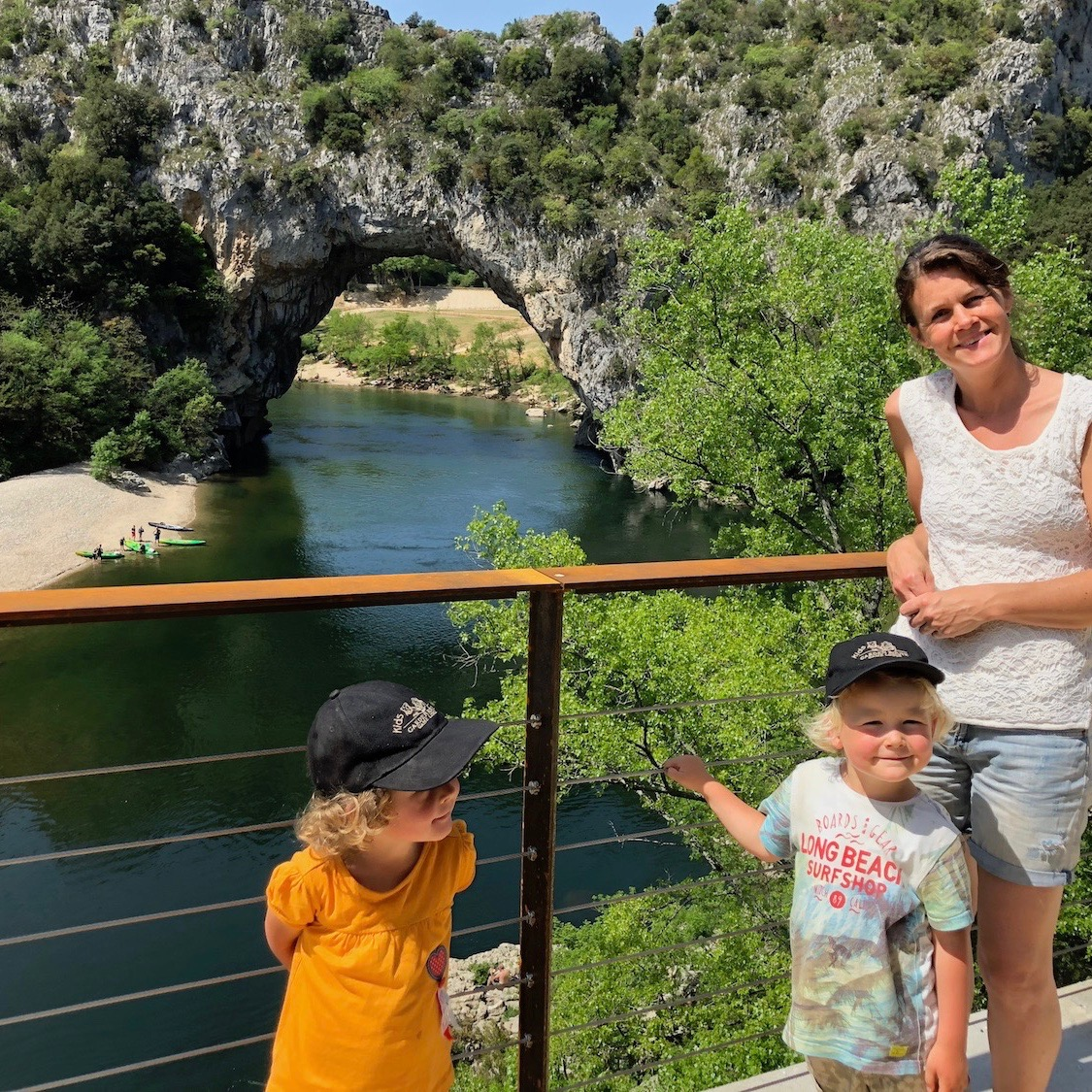Expedition Family Happiness - Ardeche