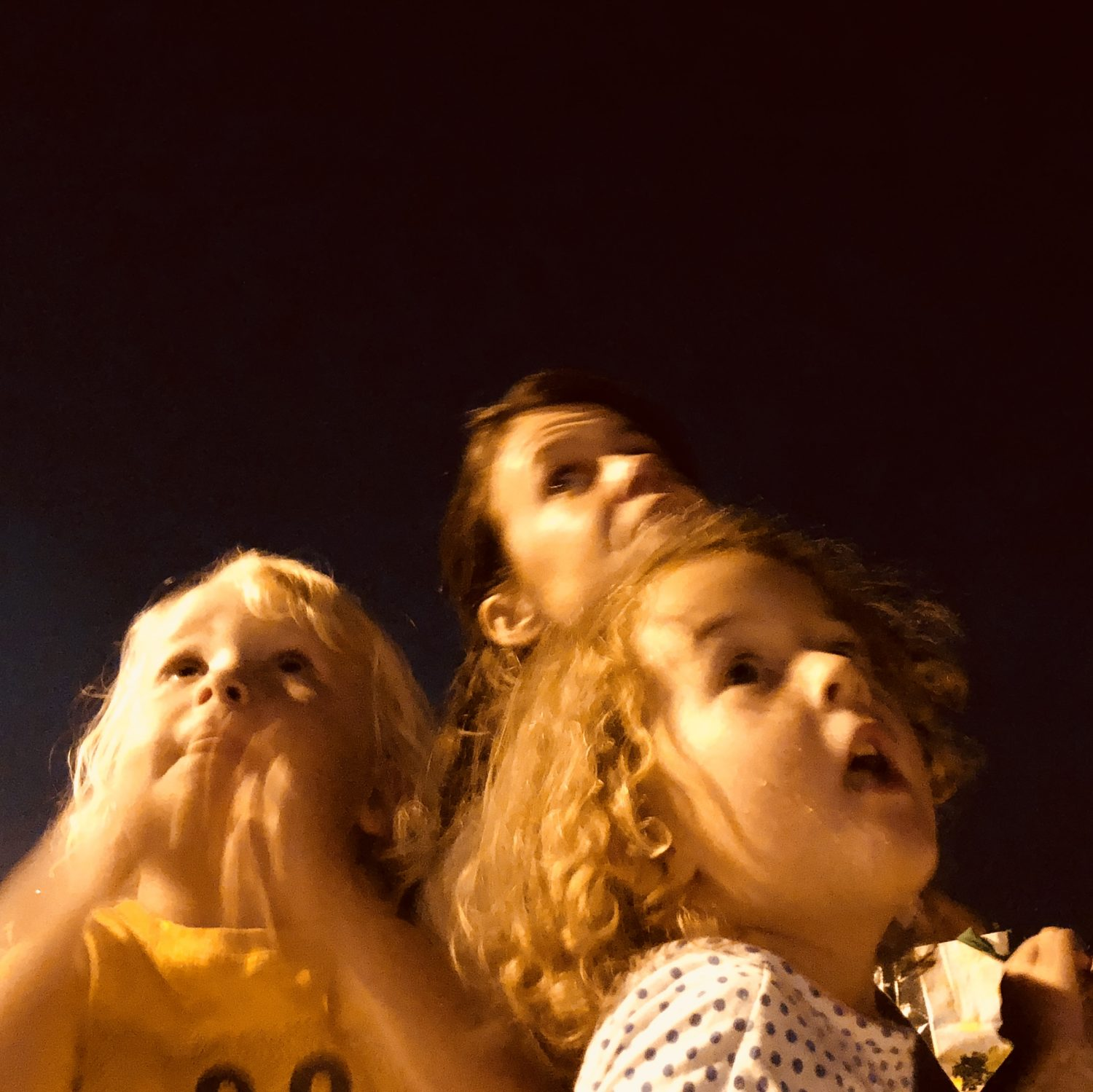 Expedition Family Happiness - San Juan, fireworks at Platja D'Aro