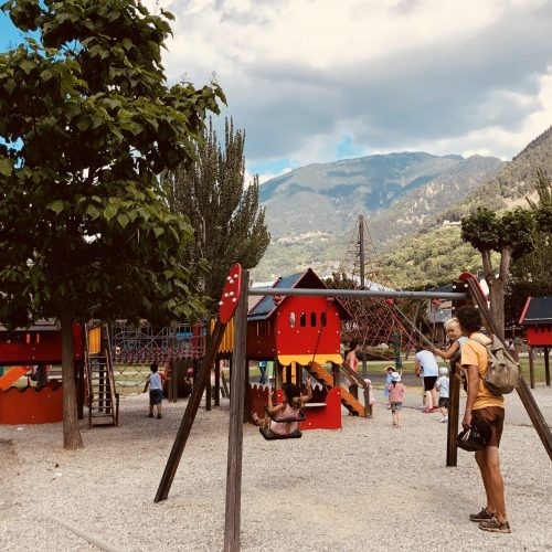 Expedition Family Happiness - Andorra City...Playground