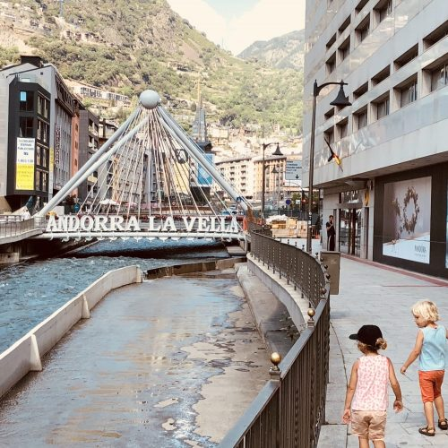 Expedition Family Happiness - Andorra City